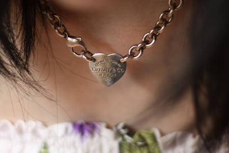 Tiffany Heart Necklace