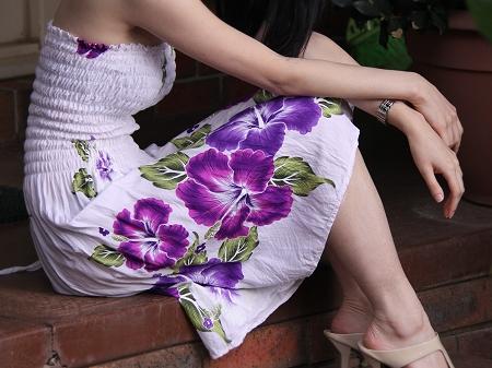 Short Maxi Dress