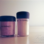 MAC pigment's new packaging