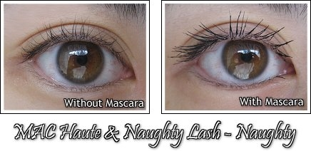 Review: MAC Haute and Naughty Lash Mascara - Fables in Fashion