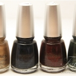 China Glaze Holiday 2010 Nail Swatches – Part 2