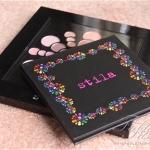Swatches: Stila Eye Colour and Colour Wheel