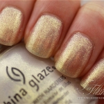 China Glaze Anchors Away Nail Swatches