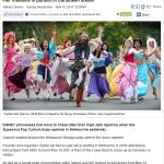 Supanova Melbourne 2011 – DisGlee Video + Herald Sun