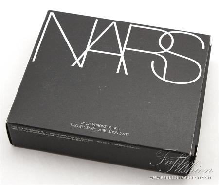 NARS Blush Bronzer Highlighter Trio