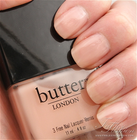 Butter London - Pink Ribbon Nail Polish