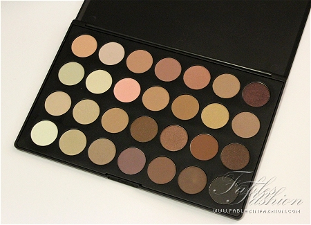 Crush Cosmetics 28 Neutral Eye Palette