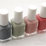 Essie Resort 2011 Collection Review, Swatches and Photos