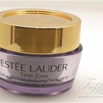 Estée Lauder Time Zone Line & Wrinkle Reducing Creme SPF 15 Review and Photos