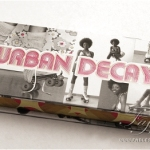 Urban Decay Rollergirl Palette Review, Swatches and Photos