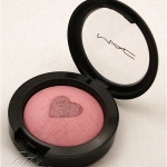 MAC Quite Cute Mineralize Blush – Giggly Review, Swatches and Photos