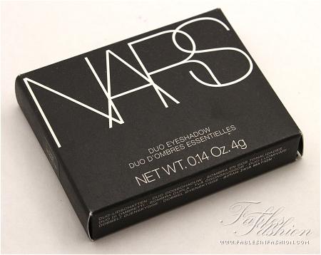 NARS Duo Eyeshadow - Bysance