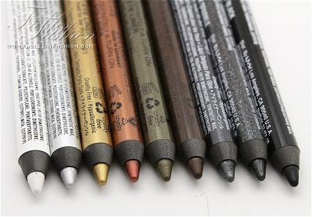 NYX Slide On Pencils