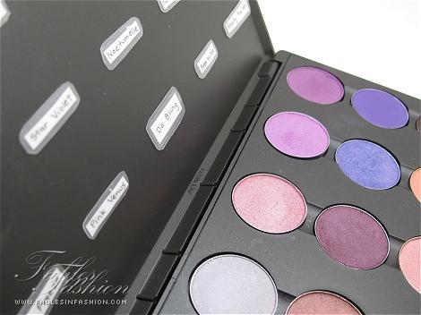MAC Palettes