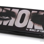 Make Up For Ever Smoky Palette Review, Swatches and Photos