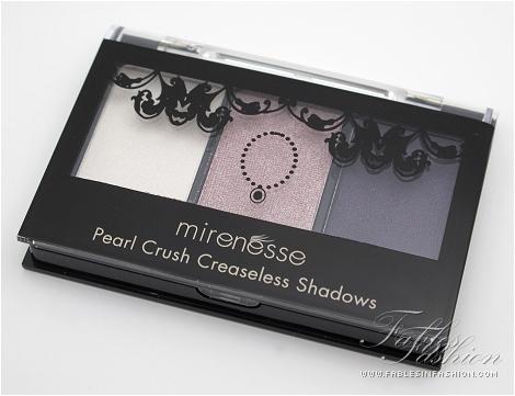 Mirenesse Pearl Crush Creaseless Shadows - Baroque Pearls