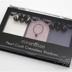 Mirenesse Pearl Crush Creaseless Shadows – Baroque Pearls Review, Swatches and Photos