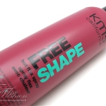 KMS Free Shape Hot Flex Spray Review and Photos