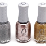 ORLY Bling on the New Year Review, Swatches and Photos