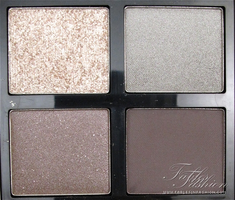 Tom Ford Eye Color Quad 05 Silvered Topaz Review