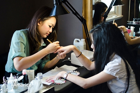 Tsumiki Design Salon And Nail Art Fables In Fashion
