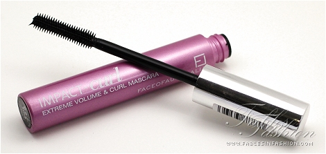 Face of Australia Impact Curl Mascara