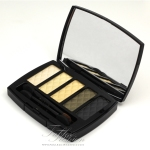 Chanel Ombres Matelassees Eyeshadow Palette – 51, Montaigne Review, Swatches and Photos