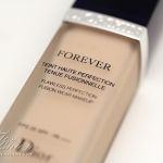 Diorskin Forever Foundation Review, Swatches and Photos