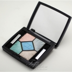 Dior 'Le Croisette' 5-Color Palette Summer 2012 – Swimming Pool Review, Swatches and Photos