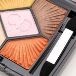 Dior 'Le Croisette' 5-Color Palette Summer 2012 – Aurora Review, Swatches and Photos