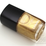 Chanel Le Vernis – Gold Fingers Review, Swatches and Photos