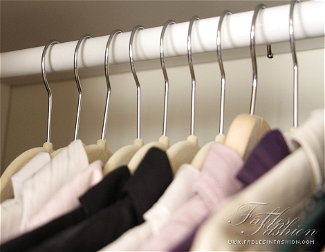 Simplicity: Cleaning out my Closet
