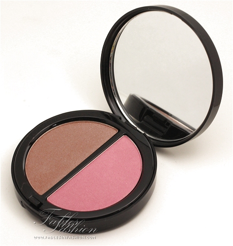how to put on bronzer and blush