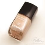 Chanel Le Vernis Nail Colour – Beige Review, Swatches and Photos