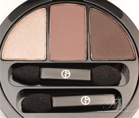 Giorgio Armani 'Yeux Teint' Face & Eye Palette - Neo Brown