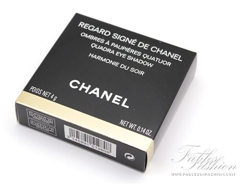 Chanel Regard Signe de Chanel - Harmonie du Soir