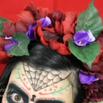 DIY (Do It Yourself) – Day of the Dead Headpiece Tutorial