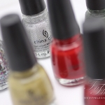 China Glaze Holiday Joy 2012 Review, Swatches and Photos