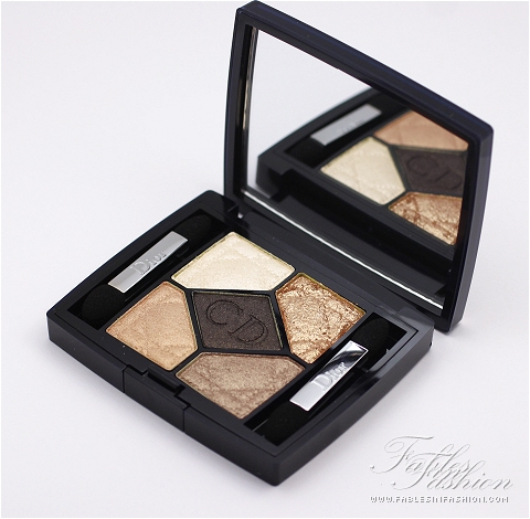 Dior Couture Colour Eyeshadow Palette - 524 Night Golds
