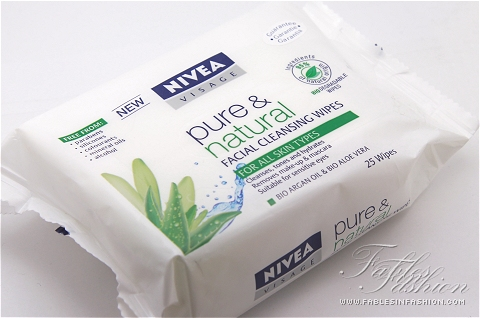 Nivea Pure & Natural Skincare