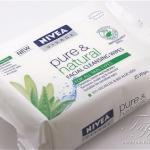 Nivea Pure & Natural Skincare Review and Photos