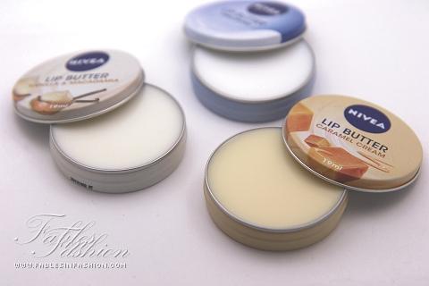 Nivea Lip Butters