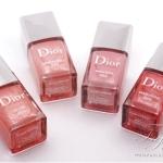 Dior Summer 2013 Nail Polish Review, Swatches and Photos