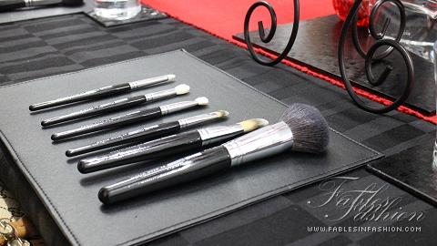 Master Makeup Brushes Event