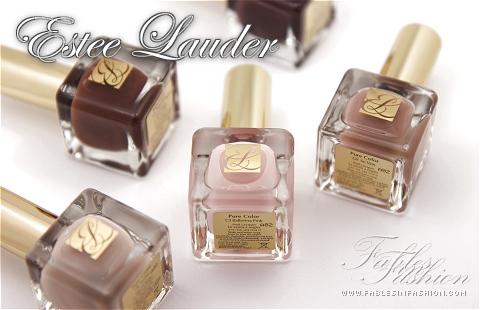 Estée Lauder Pure Color French Nudes