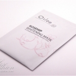 O'slee Rosehip Whitening Mask Review and Photos