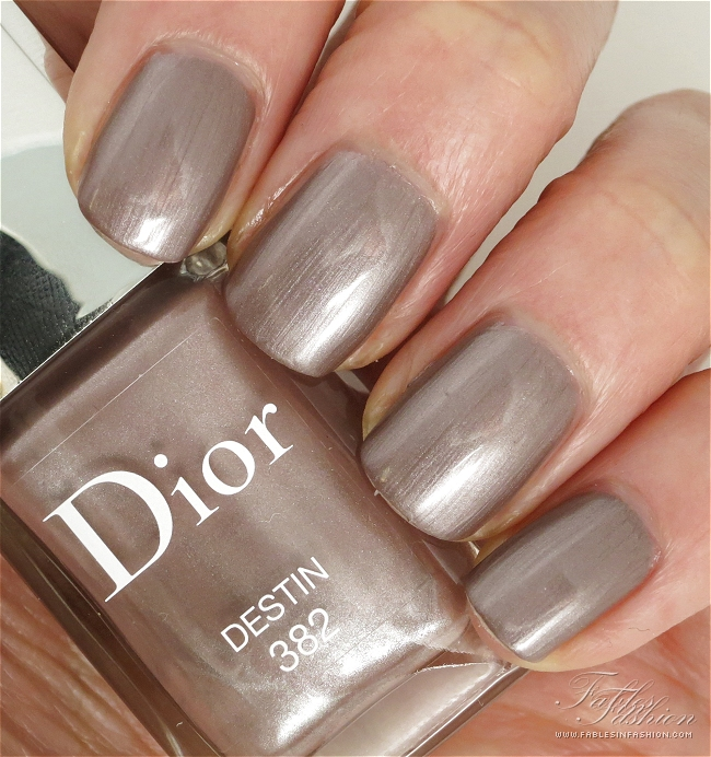 Dior Mystic Metallics Fall 2013 Nail Polish Collection