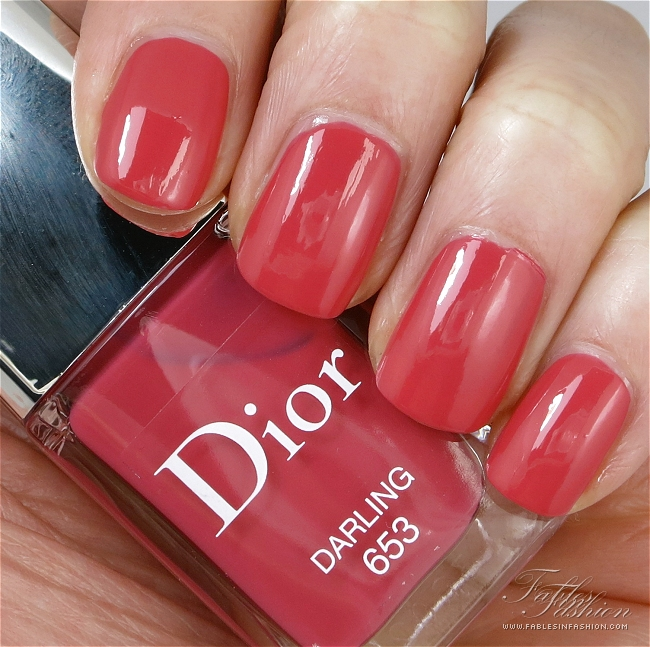 Dior Rouge Dior Fall 2013 Nail Polish Collection Review ...