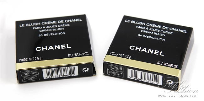 Chanel Fall 2013 Le Blush Creme de Chanel