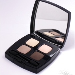 Chanel Les 4 Ombres Quadra Eye Shadow – 47 Dunes Review, Swatches and Photos